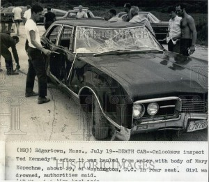 Ted Kennedy's Oldsmobile