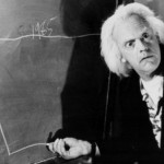 Doc Brown chalkboard